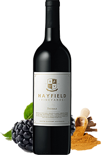 HEYFIELD VINEYARDS  SHIRAZ