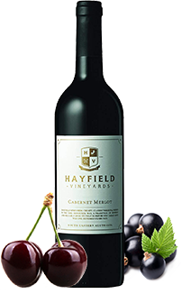 HEYFIELD VINEYARDS CABERNET MERLOT