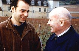 ブルゴーニュワインの神様といわれる名醸造家アンリ・ジャイエ氏