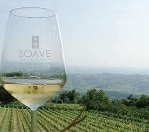 2000年以上の歴史を持つ白ワイン「ソアーヴェ」
