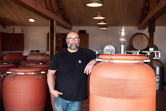 アンフォラ醸造の自然派オレゴンワイン